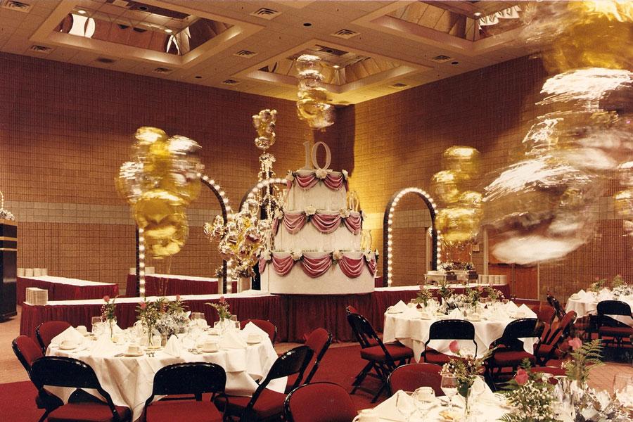 Giant Birthday Cake