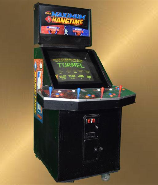 Maximum Hangtime Arcade Games