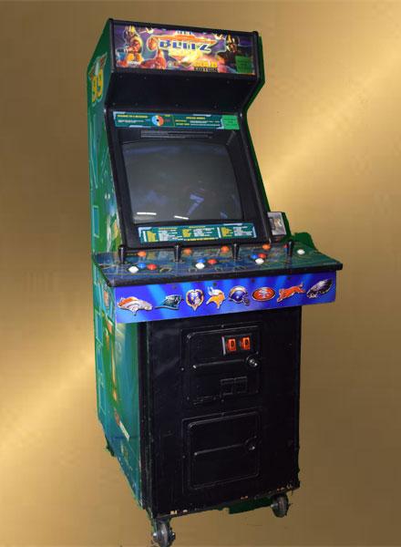 NFL Blitz Arcade Games