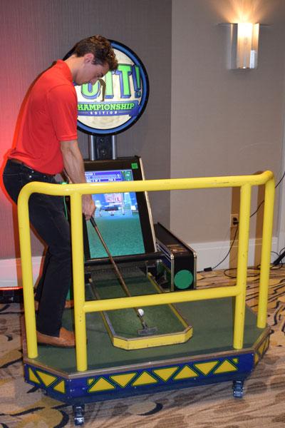 Putt Putt Championship Arcade Games