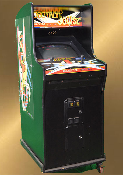 Robotron Joust Arcade games for rent