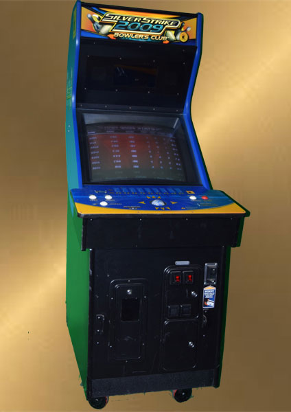Silver Strike Arcade games for rent