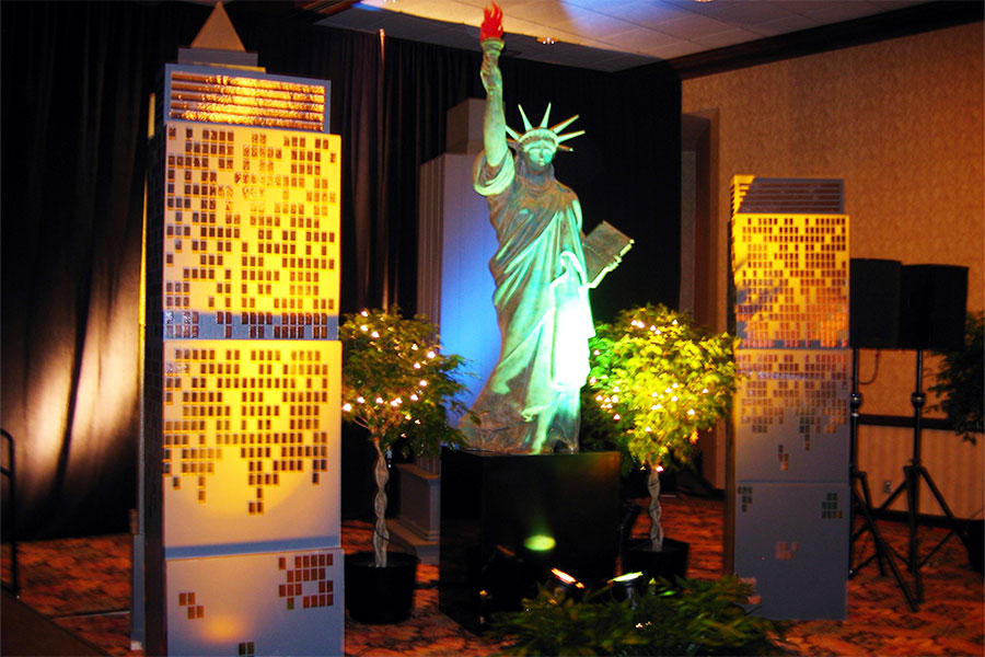 New York Theme Party