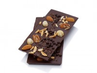 Dark Chocolate Nut Feast Bar