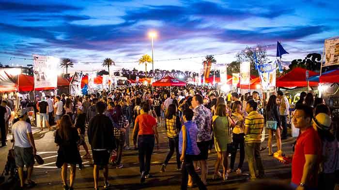 626 Night Market Highlights Asian American Community through Food and Fun