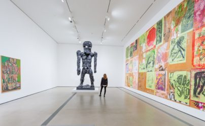 CREATURE: Not a new movie but a new exhibit at THE BROAD Museum