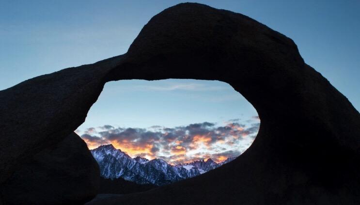 ART TODAY 06.30.17: California's Mt. Whitney by Greg Tucker