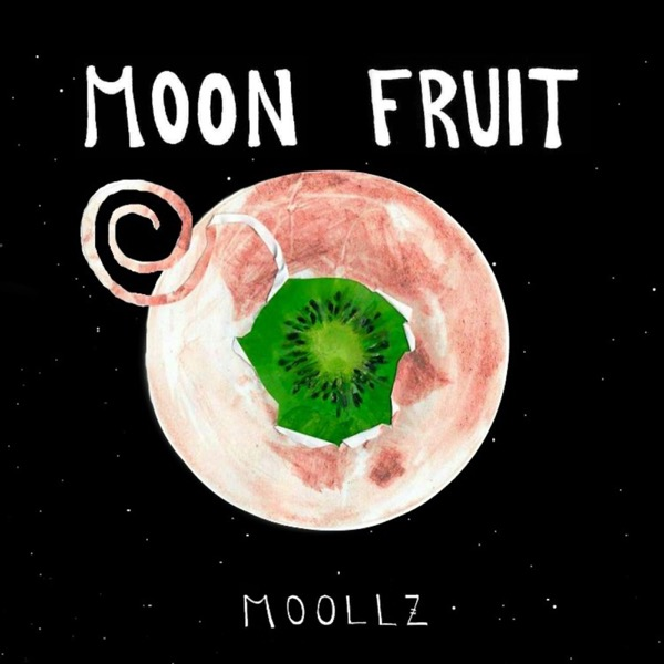 ART TODAY 09.29.17: Moon Fruit by Molly Kirschenbaum aka Moollz with podcast interview by Natalie Durkin