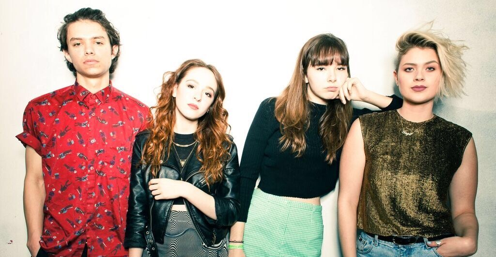 """A Review of SOUNDS and THE CITY: L.A.'s Punk Prodigies """"The Regrettes"""" on 60's Glamour…"""