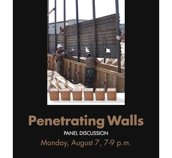 Penetrating Walls - Sandy Bleifer