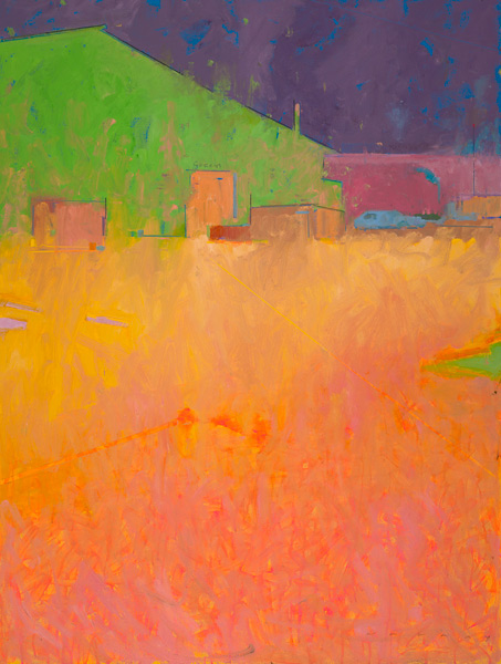 ART TODAY 09.10.17: Colors by William Wray with introduction by Chris Bonno