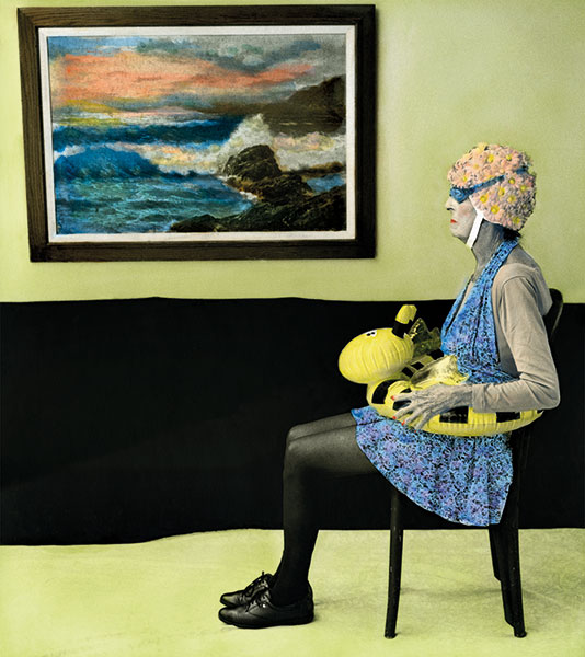 REVIEW: Aline Smithson's advice is to take chances, embrace fear, be kind, grateful, and give back…