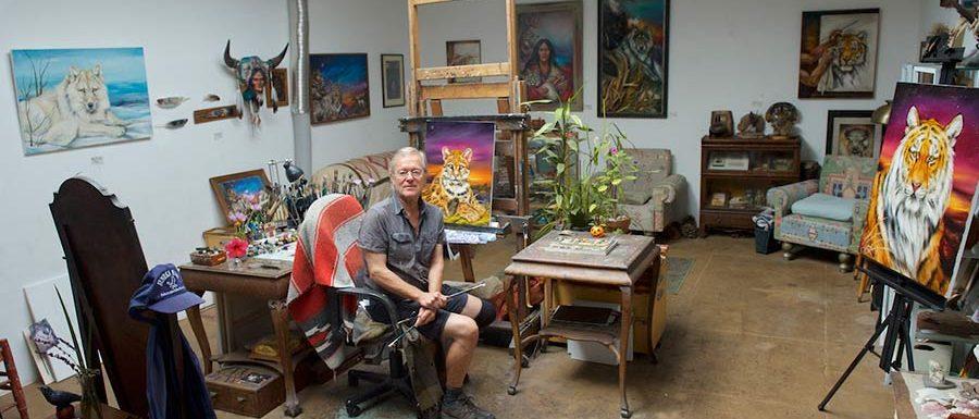 Marty Katon photographed by Debbie Zeitman