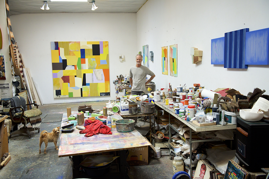 ART TODAY 10.23.17 Before They Go: Venice Artists & Their Spaces by Debbie Zeitman + Acrostic Interview starts today