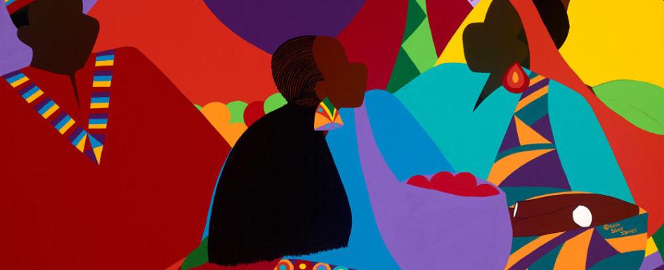 Masekelas Marketplace: Congo by Synthia SAINT JAMES