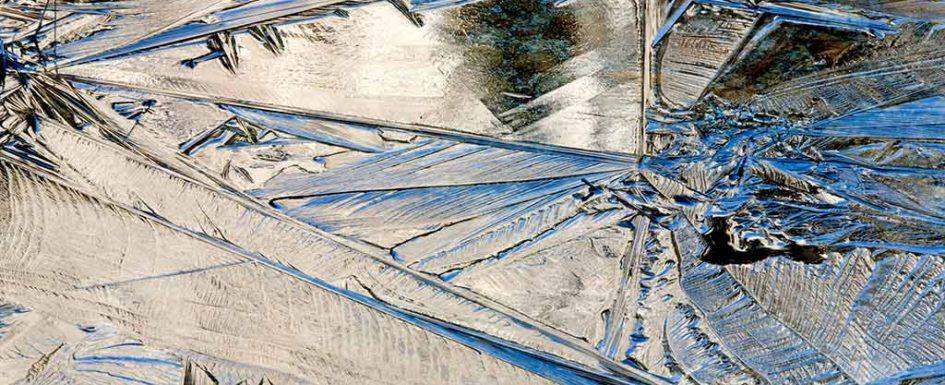 Ice, Yosemite national park - Greg Tucker