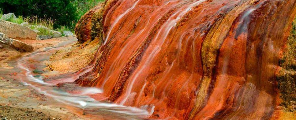 Geyser Mound, Colorado a Greg Tucker photo