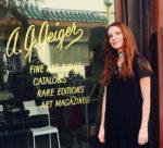 Susan Hayden at A.G. Geiger in Chinatown