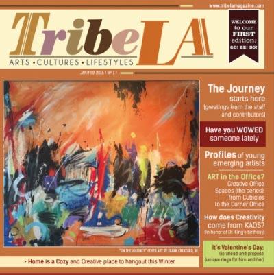 Tribe LA Magazine media kit