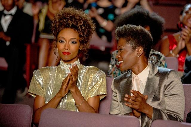 Yo and Whitney at Soul Trainjpeg