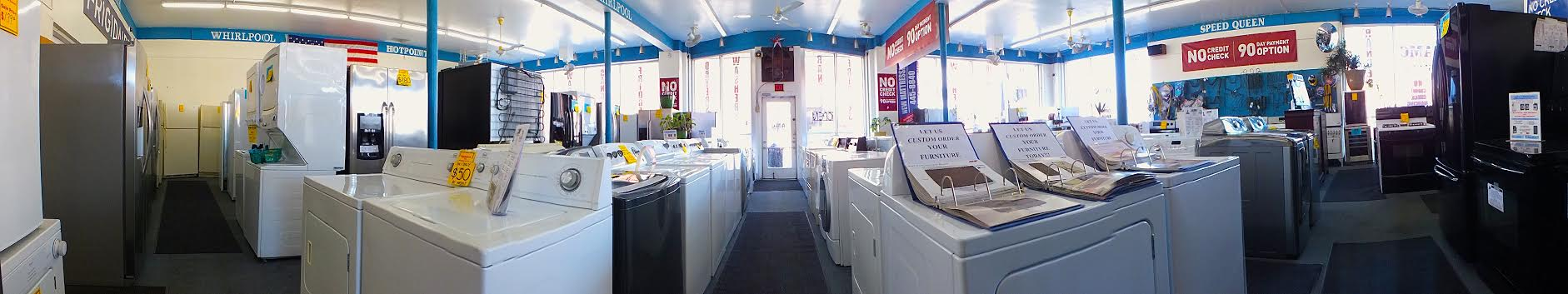 a great place to buy rent-to-own furniture and appliances