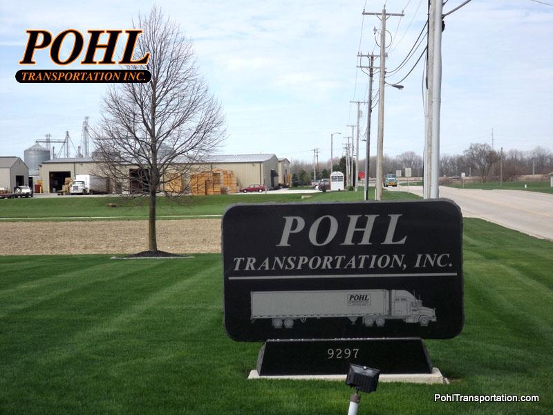 PohlTransportOfficeSign