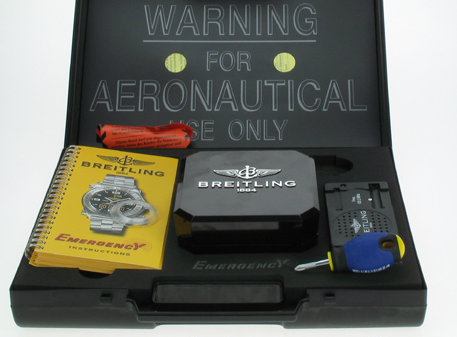 Breitling Emergency review