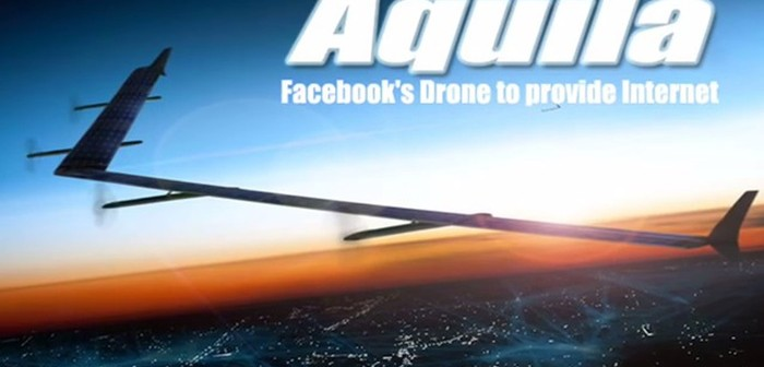 Facebook drone crash