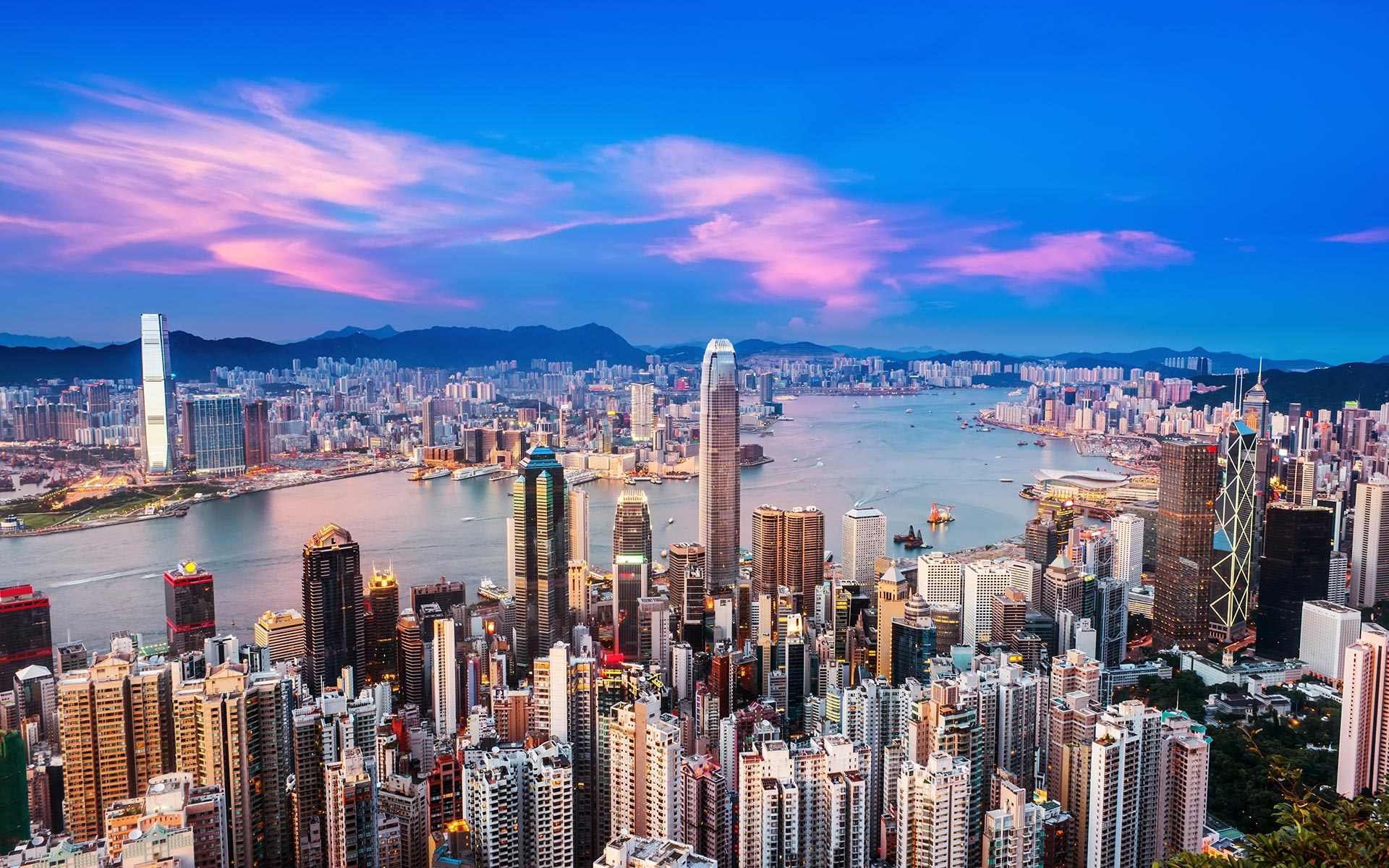 Hong Kong named world's most competitive economy