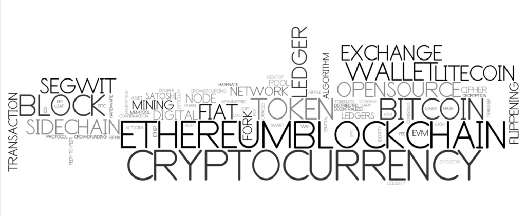 Cryptocurrency Terms you need to know