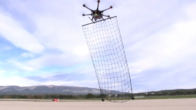 Drone Catching nets