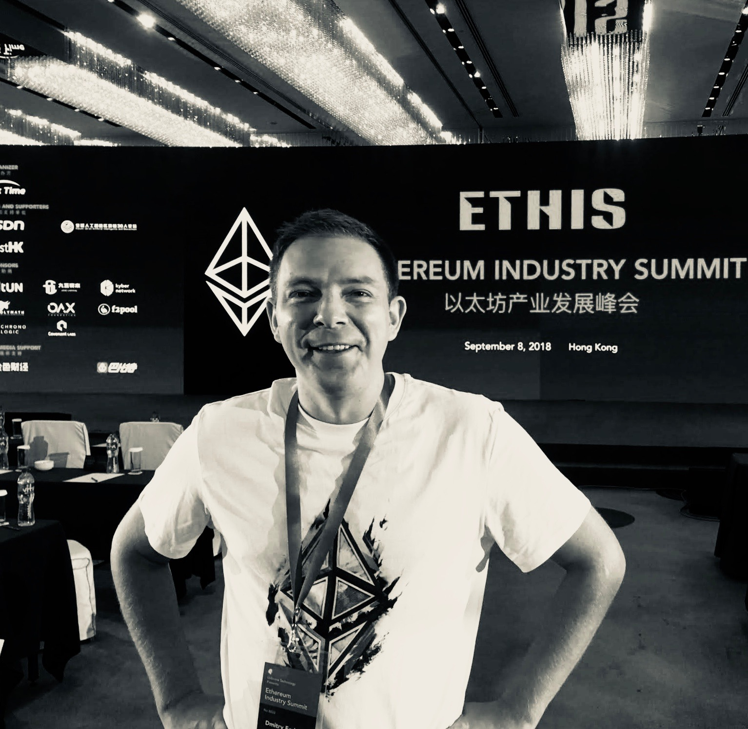 Dmitry Fedotov @ETHIS Hong Kong Summit