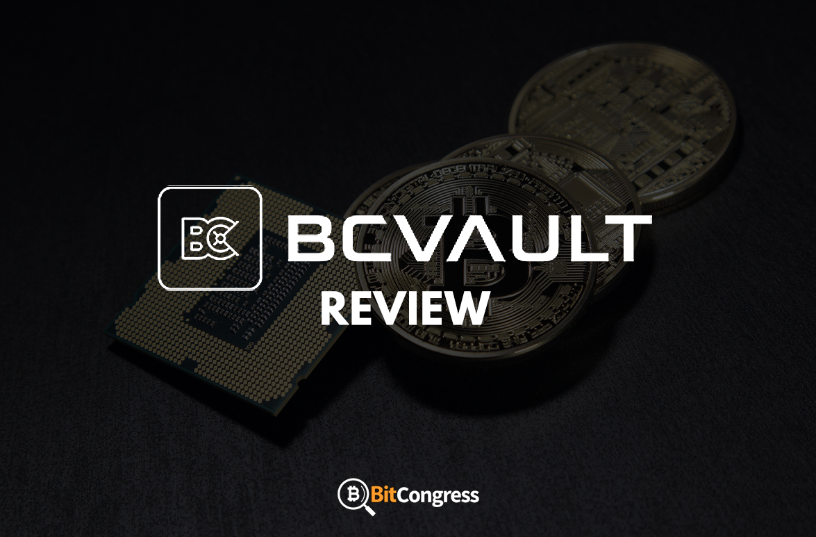 BC Vault Review: Is This the Most Secure Hardware Wallet?