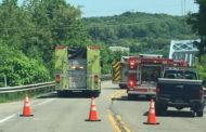 UPDATE: 2 Hurt In Head-On Bridge Crash