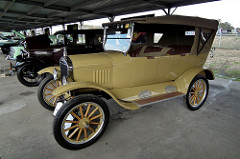 Hundreds Of Model T's, Even More People, Will Be In Town For Tour