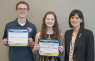 SV Students Recognized At State Championship For Their 'Smart' Speed Bumps