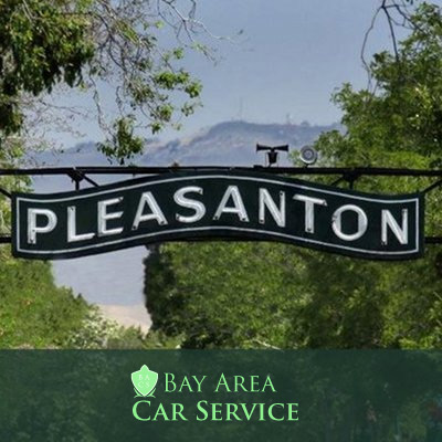 Pleasanson to SFO Car Service
