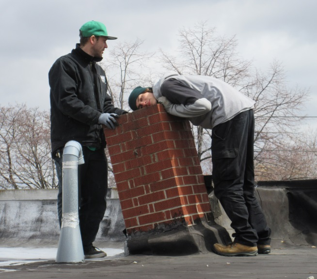 chimney security