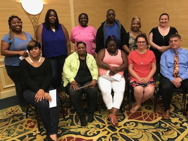 2018 Koinonia 5 year Service Award Winners Day