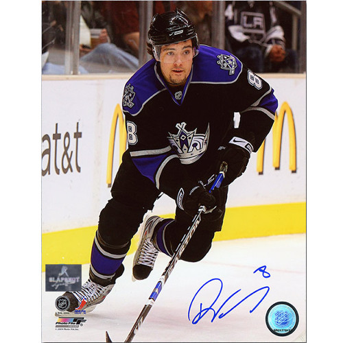 Drew Doughty Los Angeles Kings Autographed Action 8x10 Photo