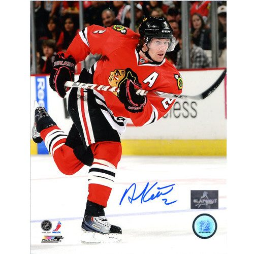 Duncan Keith Chicago Blackhawks Autographed 8x10 Photo