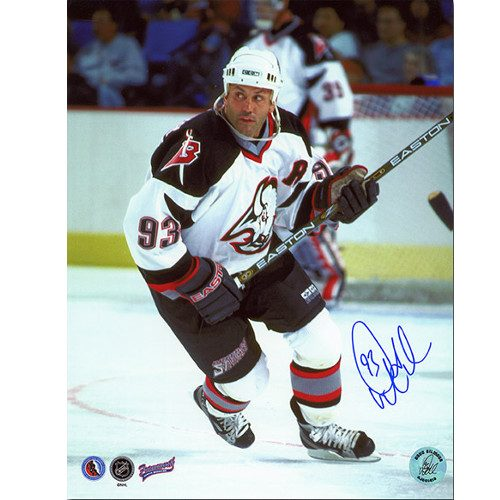 Doug Gilmour Buffalo Sabres Signed 8x10 Photo