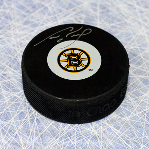 Cam Neely Signed Puck Boston Bruins