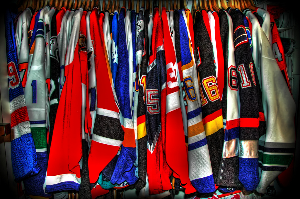 NHL Jersey Comprehensive Guide
