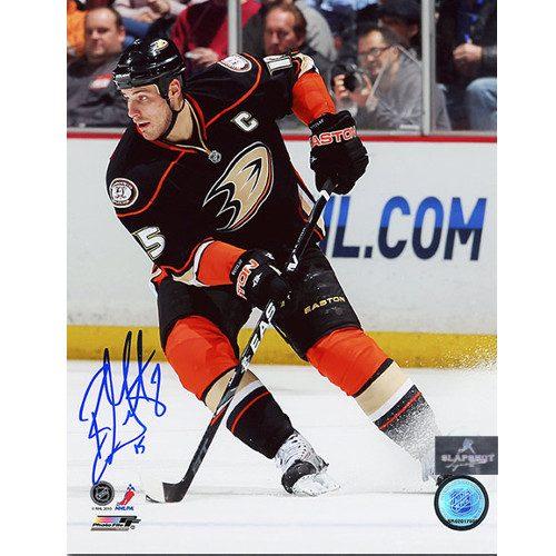 Ryan Getzlaf Anaheim Ducks Signed 8x10 Action Photo