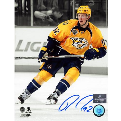 Ryan Johansen Nashville Predators Signed 8x10 Photo