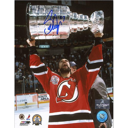 Scott Niedermayer Stanley Cup New Jersey Devils Signed 8x10 Photo