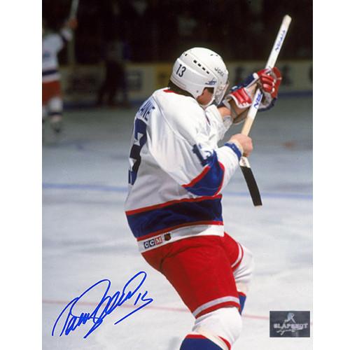 Teemu Selanne Winnipeg Jets Signed 8X10 Photo