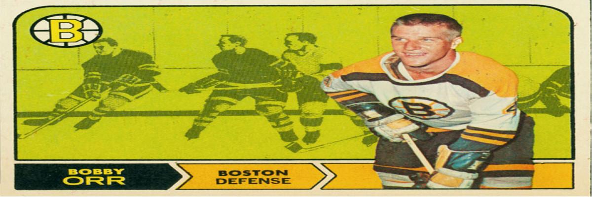 1968/1969 O-Pee-Chee Hockey Cards