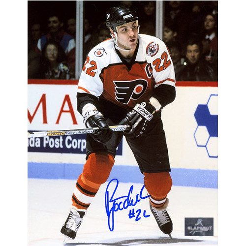 Rick Tocchet Signed Photo-Philadelphia Flyers 8x10